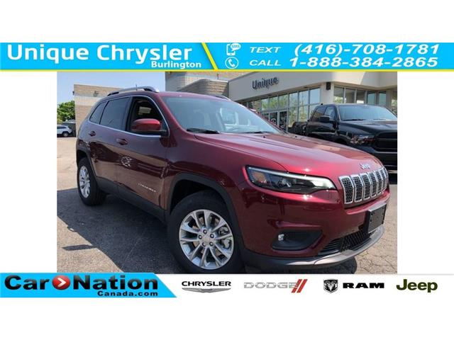 2019 Jeep Cherokee North (Stk: K079) in Burlington - Image 1 of 16