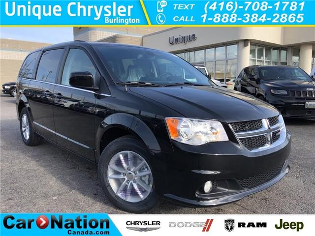 2019 Dodge Grand Caravan SXT Premium Plus (Stk: K323) in Burlington - Image 1 of 17