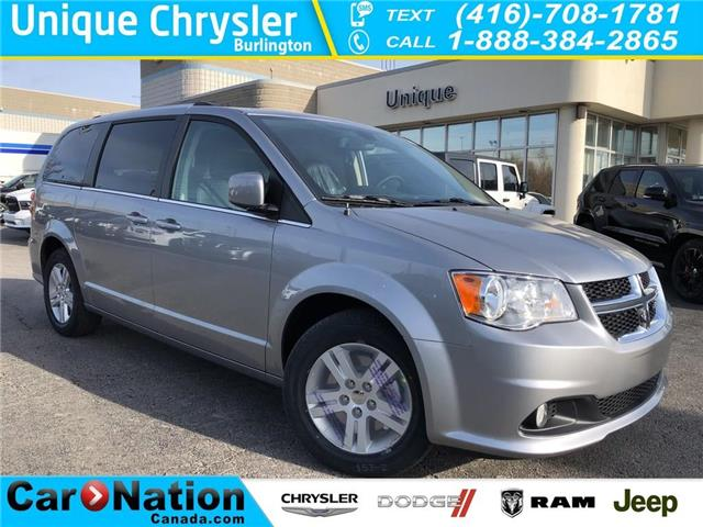 2019 Dodge Grand Caravan Crew Plus (Stk: K316) in Burlington - Image 1 of 17