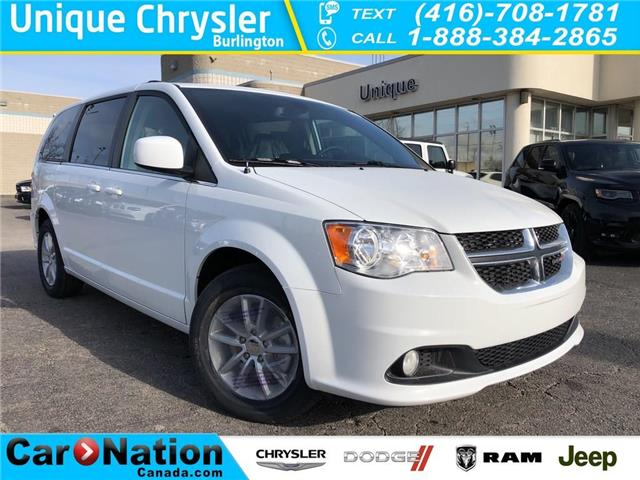 2019 Dodge Grand Caravan SXT Premium Plus (Stk: K324) in Burlington - Image 1 of 17