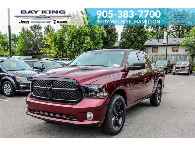 2019 RAM 1500 Classic ST (Stk: 197237) in Hamilton - Image 1 of 18