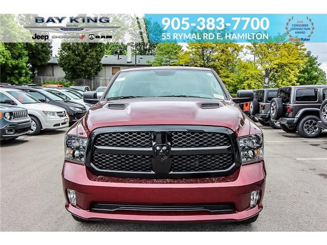 2019 RAM 1500 Classic ST (Stk: 197237) in Hamilton - Image 2 of 18