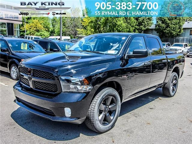 2019 RAM 1500 Classic ST (Stk: 197256) in Hamilton - Image 1 of 18