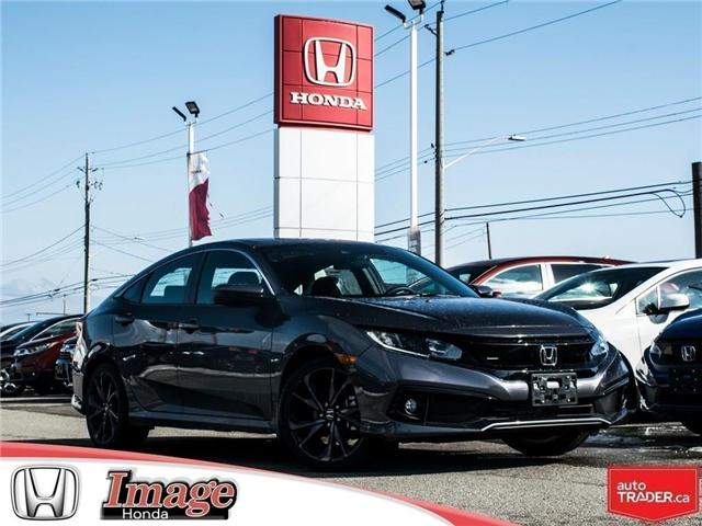 2019 Honda Civic Sport (Stk: 9C470) in Hamilton - Image 1 of 18