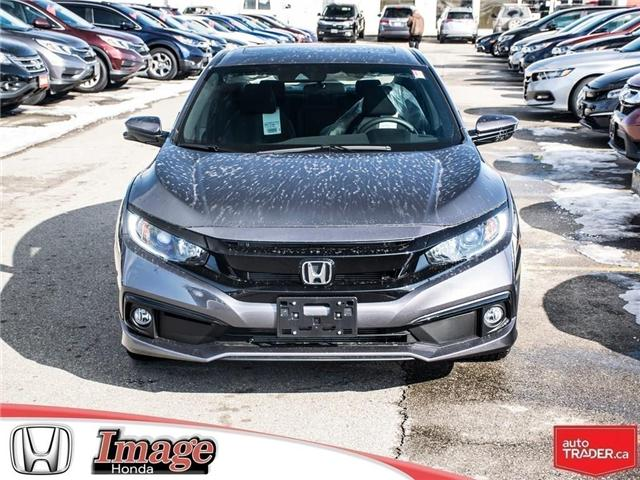 2019 Honda Civic Sport (Stk: 9C470) in Hamilton - Image 2 of 18