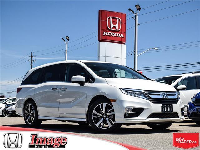 2019 Honda Odyssey Touring (Stk: 9V89) in Hamilton - Image 1 of 22