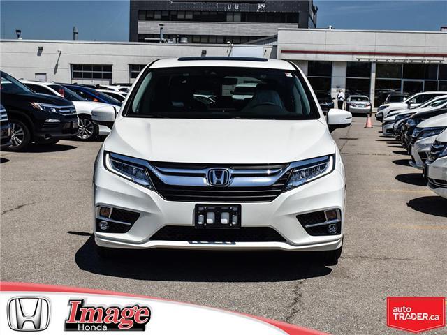 2019 Honda Odyssey Touring (Stk: 9V89) in Hamilton - Image 2 of 22