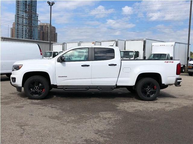 2019 Chevrolet Colorado new 2019 Diesel Colorado Crew-Cab Redline!!! (Stk: PU95869) in Toronto - Image 2 of 20