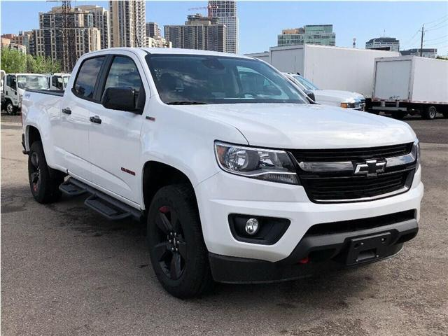 2019 Chevrolet Colorado new 2019 Diesel Colorado Crew-Cab Redline!!! (Stk: PU95869) in Toronto - Image 7 of 20