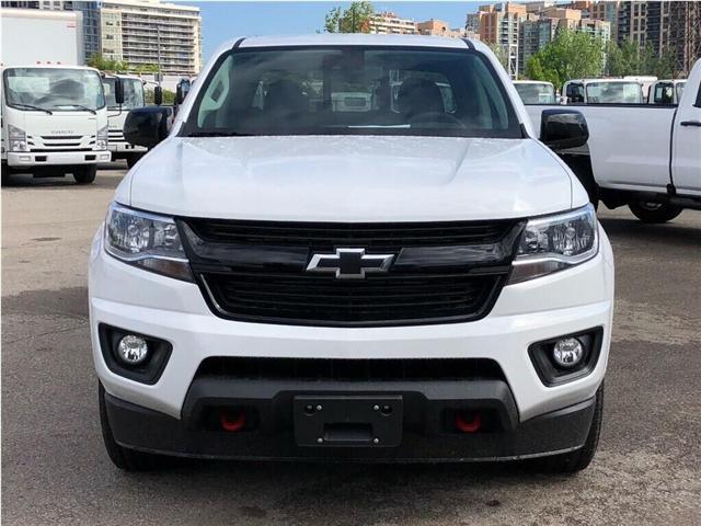 2019 Chevrolet Colorado new 2019 Diesel Colorado Crew-Cab Redline!!! (Stk: PU95869) in Toronto - Image 8 of 20