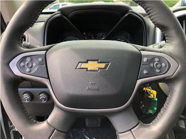 2019 Chevrolet Colorado new 2019 Diesel Colorado Crew-Cab Redline!!! (Stk: PU95869) in Toronto - Image 15 of 20