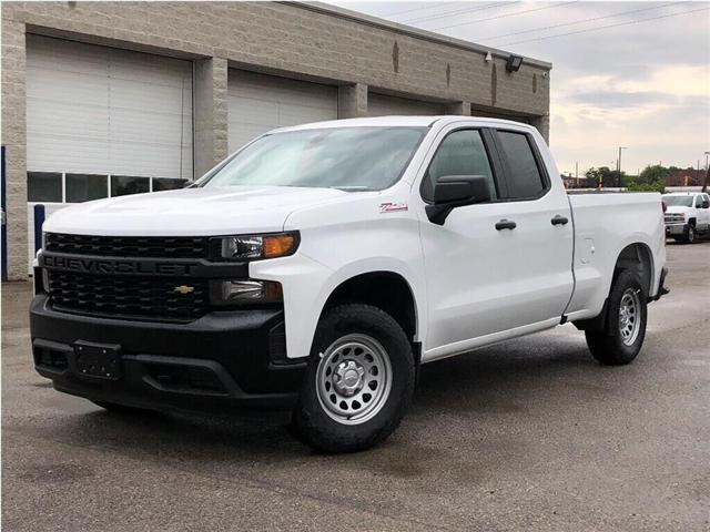 2019 Chevrolet Silverado 1500 New 2019 Chev. 4x4 Double Cab (Stk: PU95743) in Toronto - Image 1 of 20