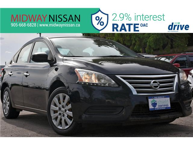 2013 Nissan Sentra 1.8 S (Stk: KW216869A) in Whitby - Image 1 of 25