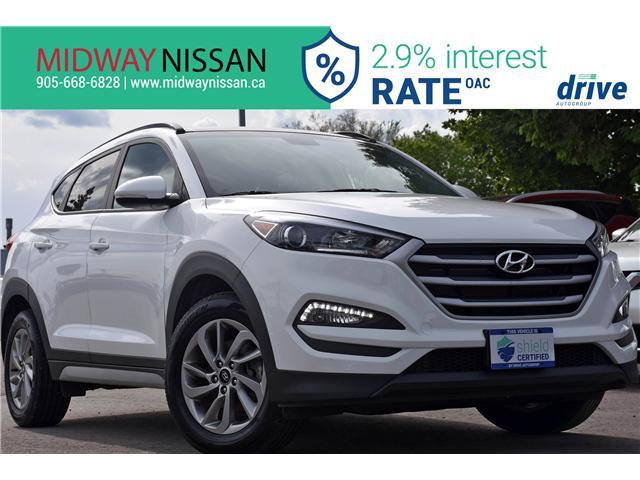 2018 Hyundai Tucson SE 2.0L (Stk: U1776R) in Whitby - Image 1 of 30