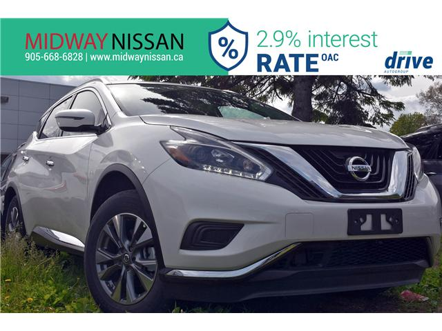 2018 Nissan Murano S (Stk: U1734) in Whitby - Image 1 of 31