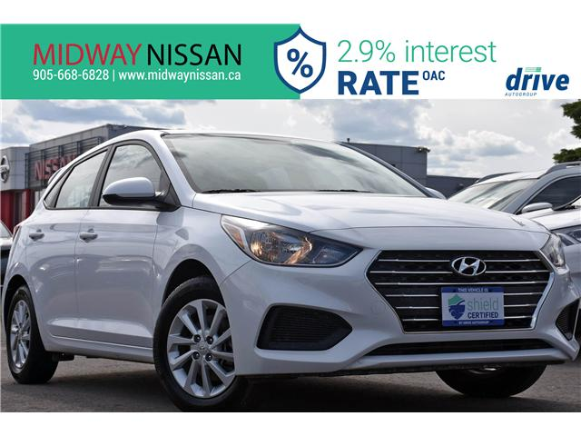 2019 Hyundai Accent Preferred (Stk: U1775R) in Whitby - Image 1 of 29