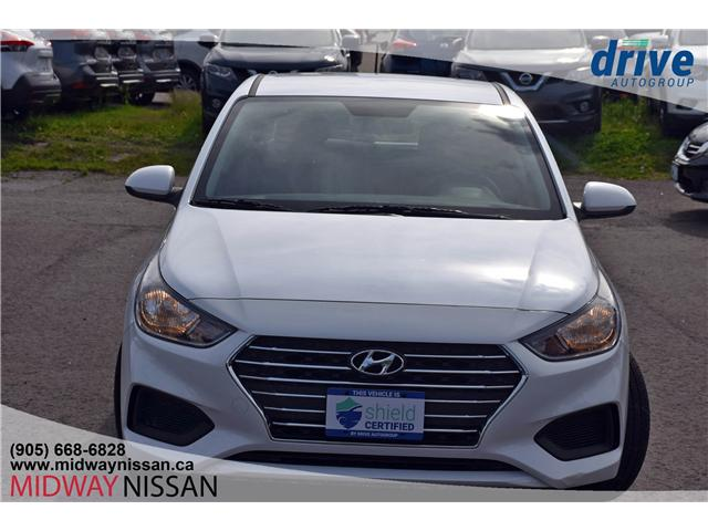 2019 Hyundai Accent Preferred (Stk: U1775R) in Whitby - Image 4 of 29