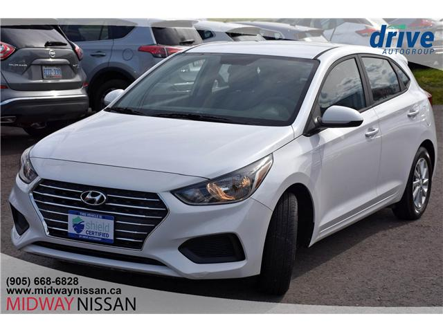 2019 Hyundai Accent Preferred (Stk: U1775R) in Whitby - Image 5 of 29