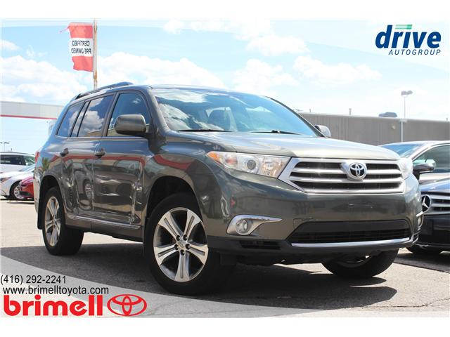 2011 Toyota Highlander  (Stk: 196530A) in Scarborough - Image 1 of 29