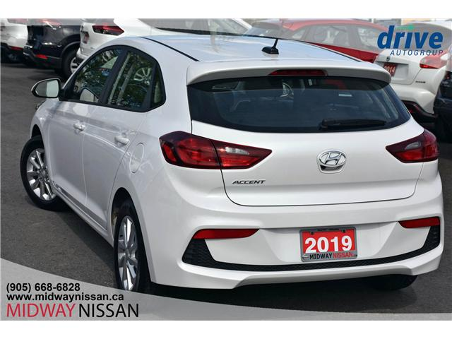 2019 Hyundai Accent Preferred (Stk: U1775R) in Whitby - Image 7 of 29