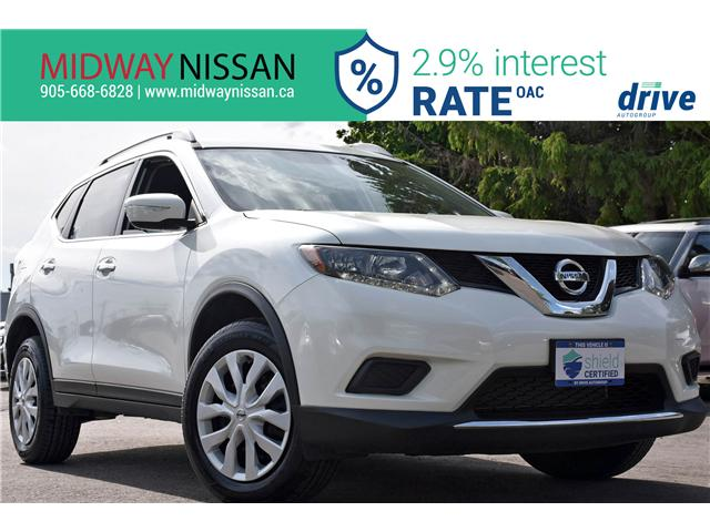 2015 Nissan Rogue S (Stk: U1716) in Whitby - Image 1 of 30