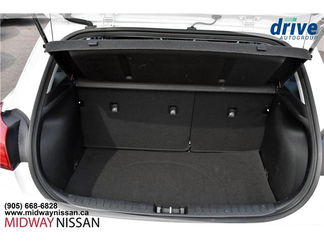 2019 Hyundai Accent Preferred (Stk: U1775R) in Whitby - Image 11 of 29