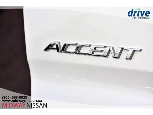 2019 Hyundai Accent Preferred (Stk: U1775R) in Whitby - Image 12 of 29
