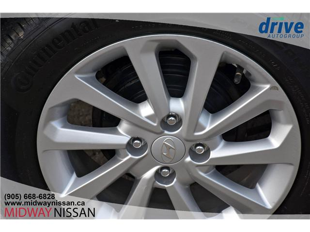 2019 Hyundai Accent Preferred (Stk: U1775R) in Whitby - Image 13 of 29