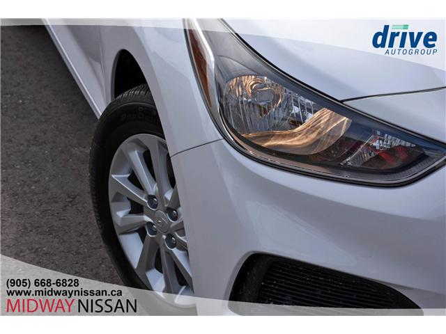 2019 Hyundai Accent Preferred (Stk: U1775R) in Whitby - Image 15 of 29
