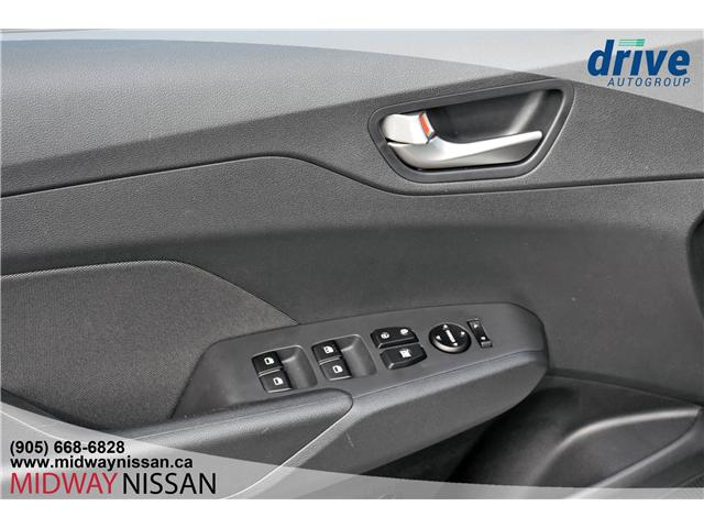 2019 Hyundai Accent Preferred (Stk: U1775R) in Whitby - Image 18 of 29