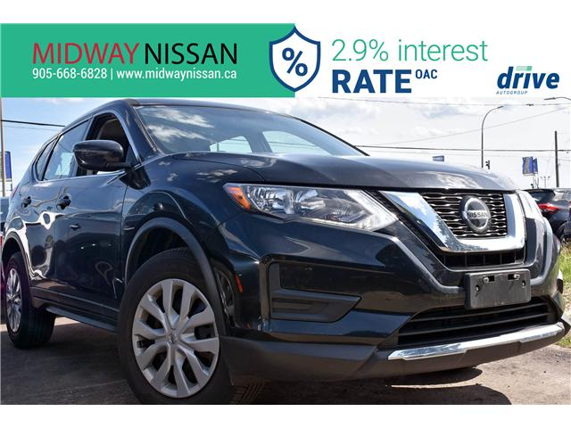 2019 Nissan Rogue S (Stk: U1754) in Whitby - Image 1 of 31