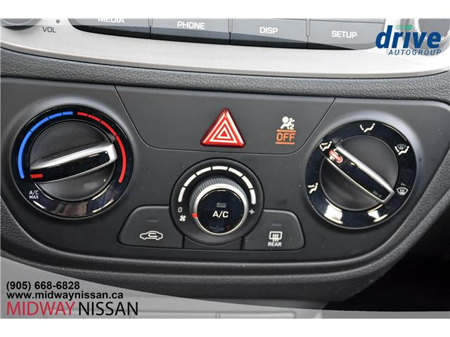 2019 Hyundai Accent Preferred (Stk: U1775R) in Whitby - Image 26 of 29