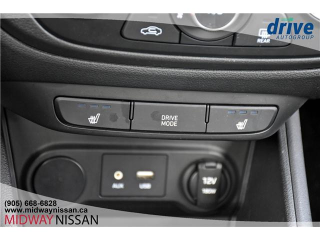2019 Hyundai Accent Preferred (Stk: U1775R) in Whitby - Image 27 of 29