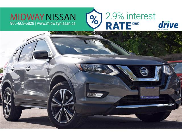 2019 Nissan Rogue SV (Stk: U1759) in Whitby - Image 1 of 36