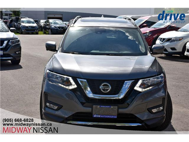 2019 Nissan Rogue SV (Stk: U1759) in Whitby - Image 4 of 36