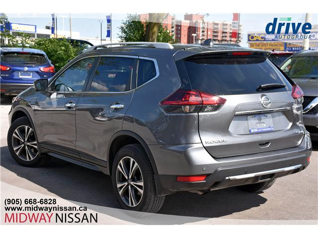 2019 Nissan Rogue SV (Stk: U1759) in Whitby - Image 7 of 36