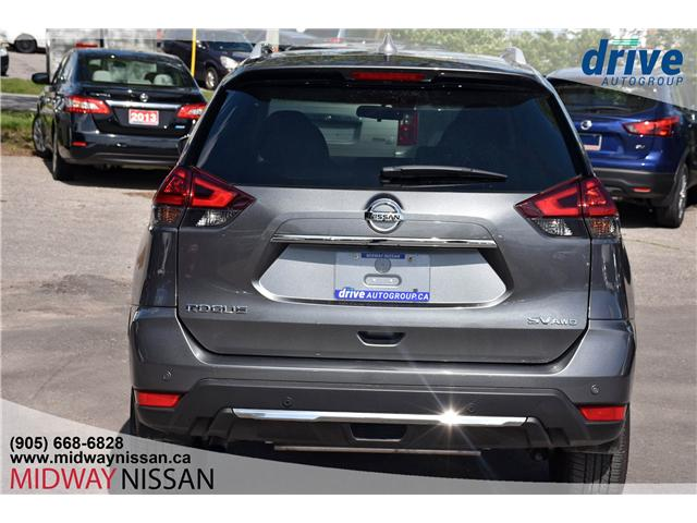 2019 Nissan Rogue SV (Stk: U1759) in Whitby - Image 8 of 36