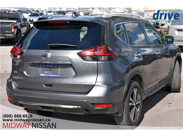 2019 Nissan Rogue SV (Stk: U1759) in Whitby - Image 10 of 36