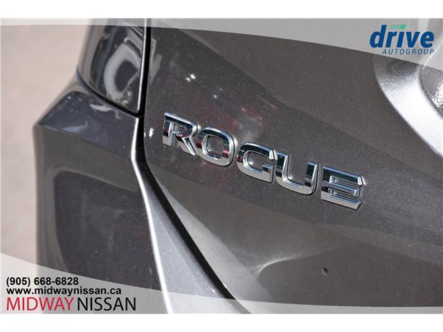 2019 Nissan Rogue SV (Stk: U1759) in Whitby - Image 11 of 36