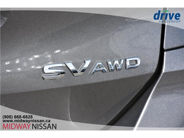 2019 Nissan Rogue SV (Stk: U1759) in Whitby - Image 12 of 36