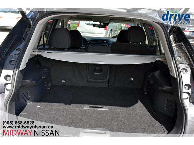 2019 Nissan Rogue SV (Stk: U1759) in Whitby - Image 14 of 36