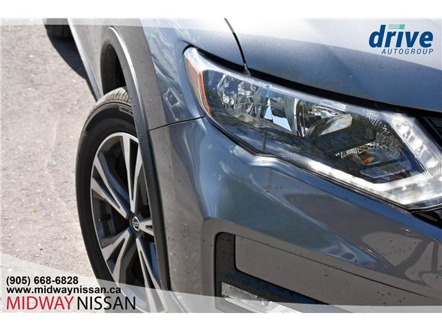 Used Nissan Rogue for Sale in Whitby | Midway Nissan