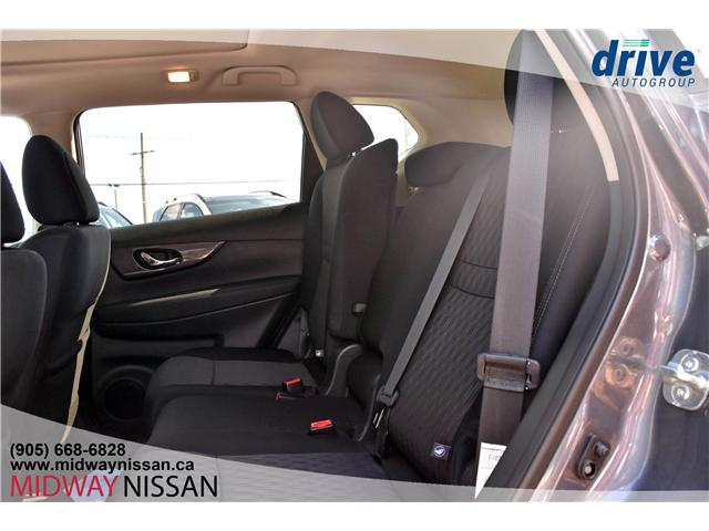 2019 Nissan Rogue SV (Stk: U1759) in Whitby - Image 18 of 36