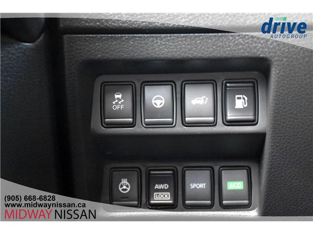 2019 Nissan Rogue SV (Stk: U1759) in Whitby - Image 23 of 36