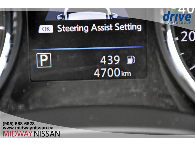 2019 Nissan Rogue SV (Stk: U1759) in Whitby - Image 27 of 36