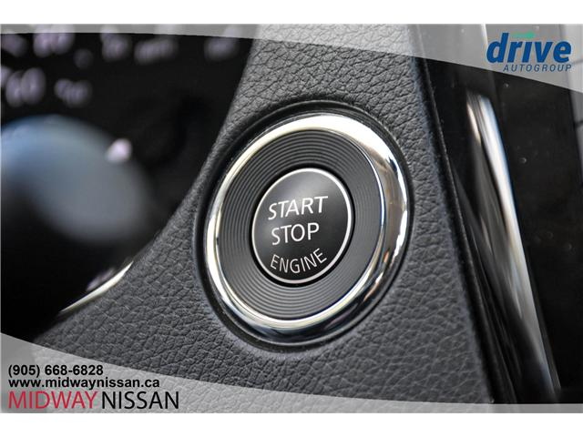 2019 Nissan Rogue SV (Stk: U1759) in Whitby - Image 34 of 36