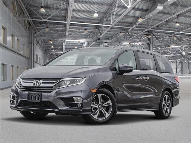 2019 Honda Odyssey EX-L (Stk: 8K15930) in Vancouver - Image 1 of 23