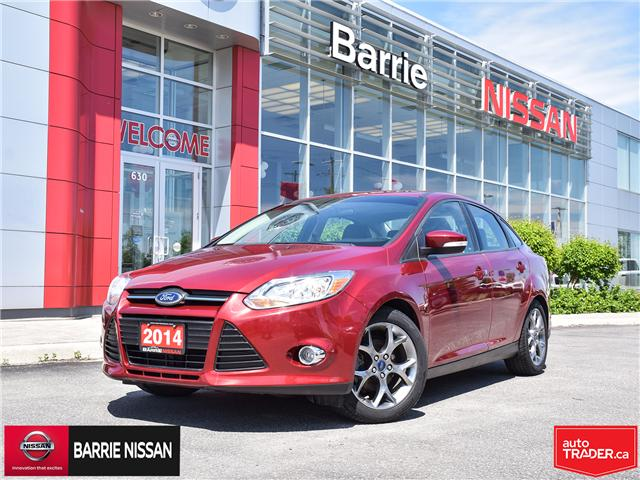 2014 Ford Focus SE (Stk: 19069A) in Barrie - Image 1 of 25