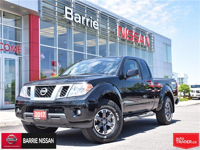 2017 Nissan Frontier PRO-4X (Stk: P4574) in Barrie - Image 1 of 21