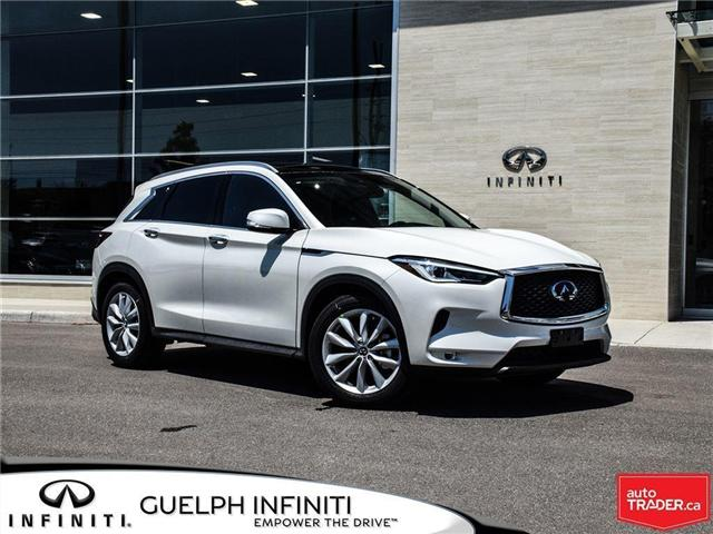 2019 Infiniti QX50 Luxe (Stk: I6669) in Guelph - Image 1 of 20